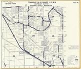 Township 28 N., Range 6 E., Roosevelt, Fryelands, Snohomish County 1960c